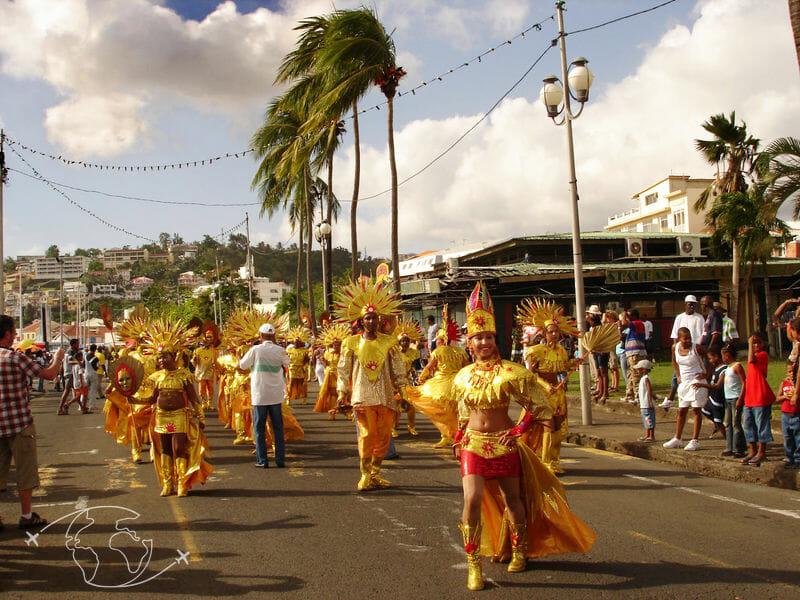 Carnaval de Martinique - Défilé