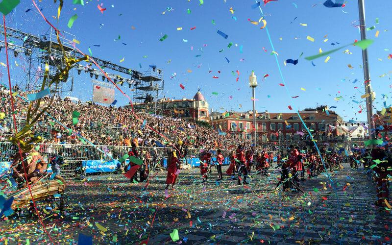 Carnaval de Nice - Corso carnavalesque