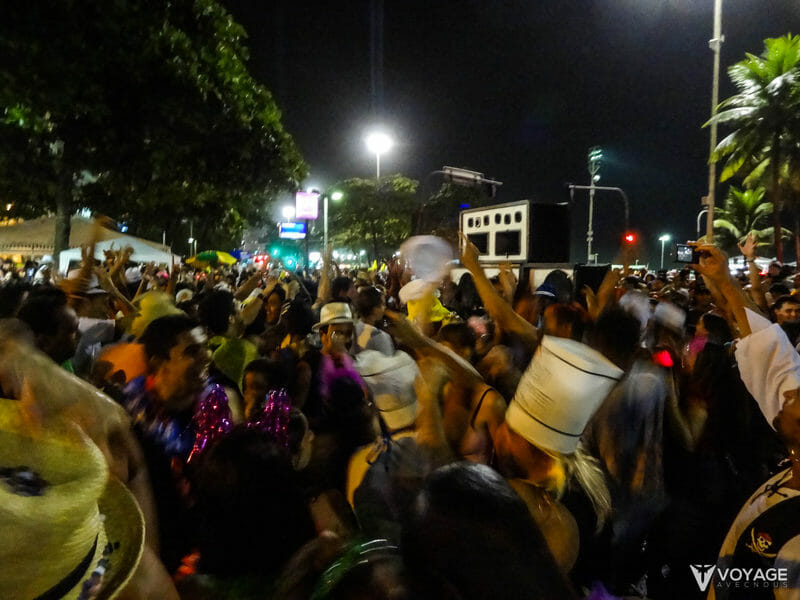 Carnaval de Rio de Janeiro (Copacabana)
