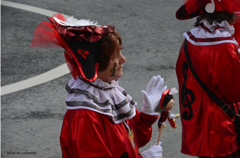 Carnaval Eupen - les vieilles femmes