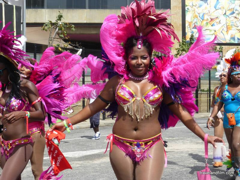 Carnaval de Trinidad - mardi gras