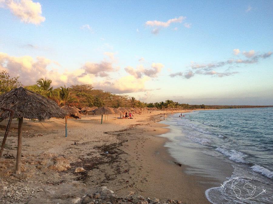 Plongée à Cuba et découvrir la plage de Rancho Luna