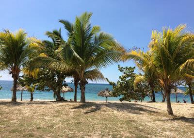 Plongée à Cuba - Plage de Rancho Luna