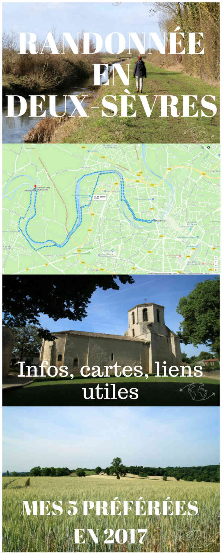 Randonner en Deux-Sèvres : mes 5 randonnées préférées