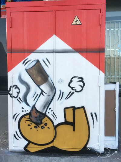 Visiter Le Havre - Gouzou made by Jace en centre ville