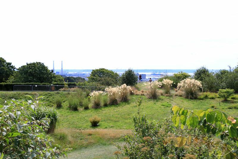 Visiter Le Havre - Jardins Suspendus