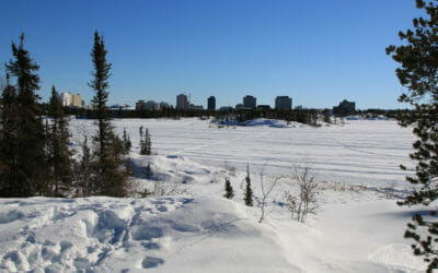 Aventure dans le Grand Nord - Yellowknife de Frame Lake trail