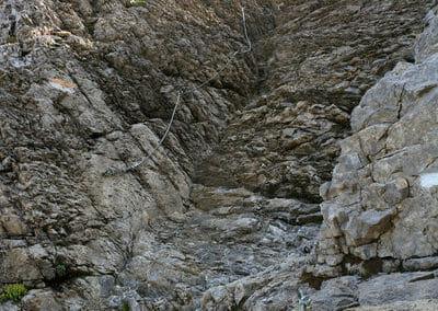 Tour des Dents Blanches - Chaînes du Pas au Taureau