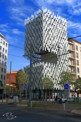 Que faire à Marseille - Architecture moderne derrière les Docks