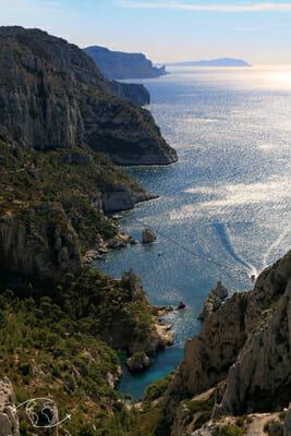 Que faire à Marseille - Belvédère des Calanques