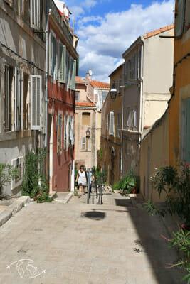 Que faire à Marseille - Dans le quartier du Panier