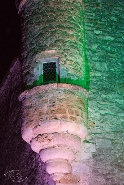 Ste Eulalie de Cernon - Ville médiévale