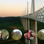 Millau : découverte nature et sportive pendant le #WAT18