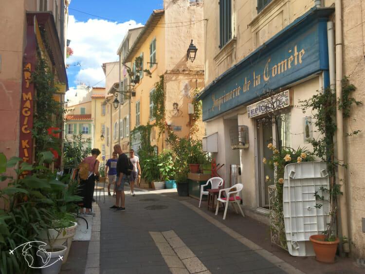 Que faire à Marseille - Quartier du Panier