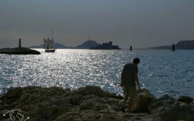 Qua faire à Marseille - Vue du Vallon des Auffes