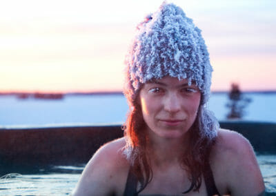 Olga - Volontaire à Blachford Lake Lodge