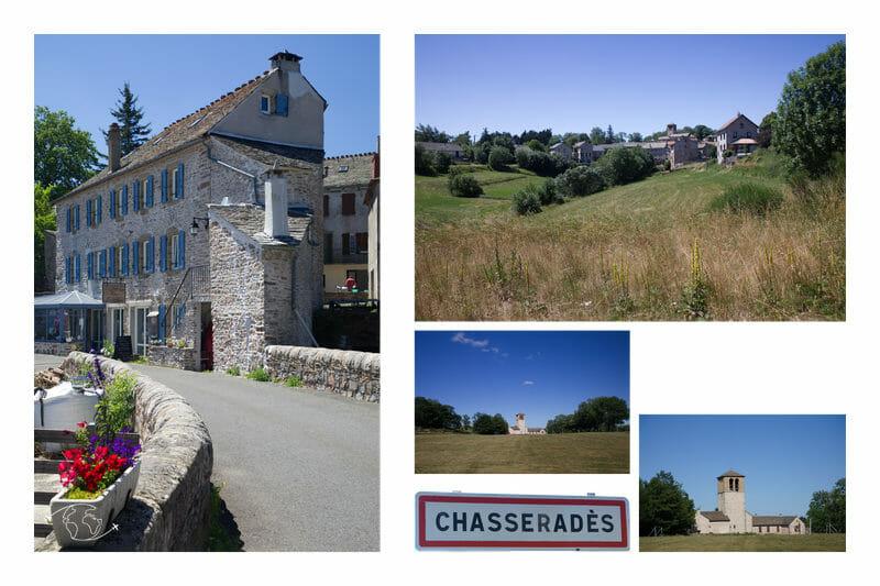 Chemin de Stevenson - Chasseradès