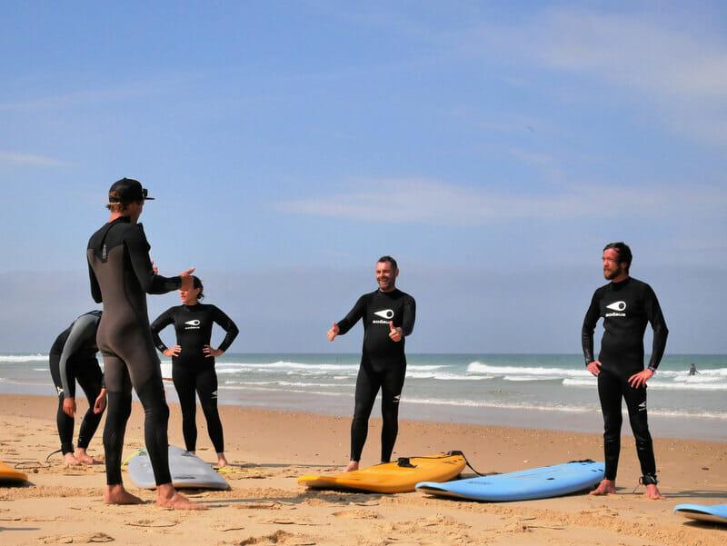 Cours de surf - Ecole de Surf