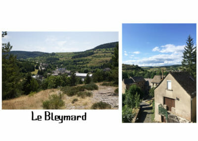 Chemin de Stevenson - Le Bleymard