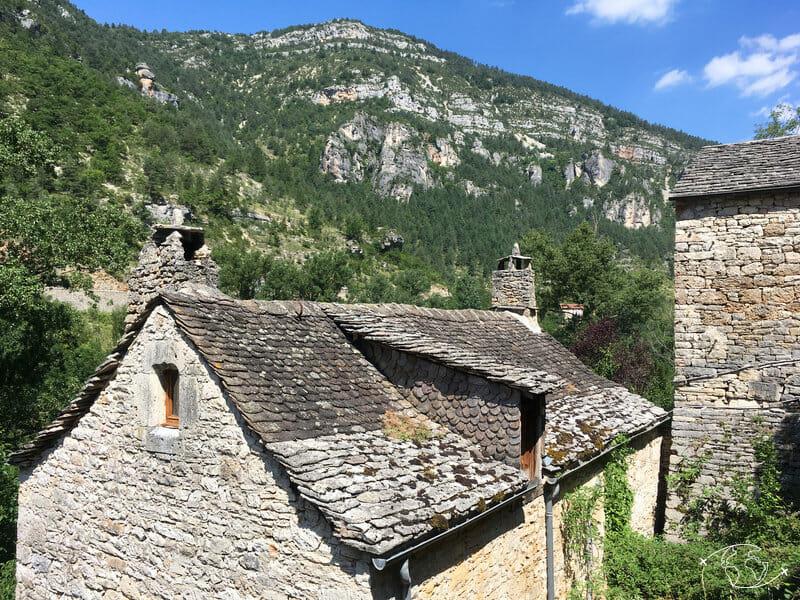 Maison lozérienne de Hautes Rives - Gorges du Tarn