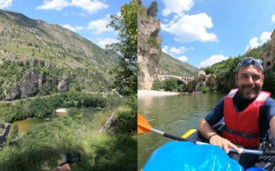 Gorges du Tarn : Itinérance Randonnée et Kayak en Lozère