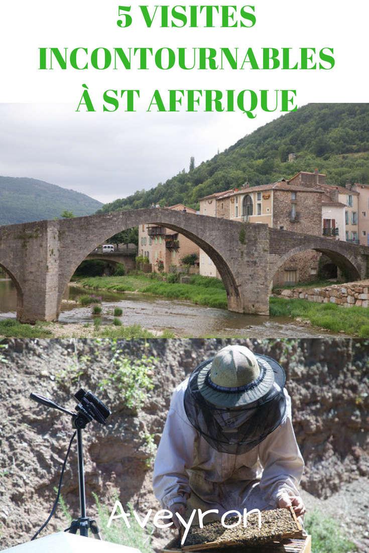 St Affrique est une Cité très Dynamique. Découvrez 5 Visites Incontournables et venez à la rencontre d'Entrepreneurs Passionnés de ce Territoire de l'Aveyron