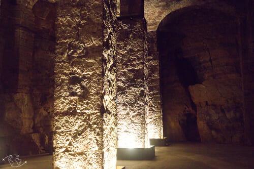 Ancienne cave de Roquefort Société - St Affrique