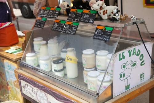 Producteur lait Ste Affrique