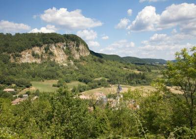 Randonnée Larzac - Cornus
