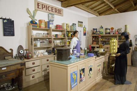 Domaine de Gaillac - Musée - Epicerie