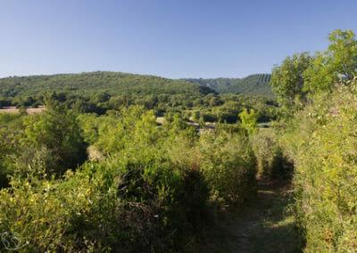 Randonnée Larzac - Entre Cornus et la Couvertoirade 1