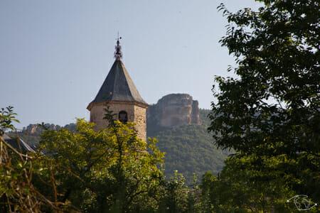Randonnée Larzac - Nant