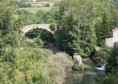 Randonnée Larzac - Pont de Nant