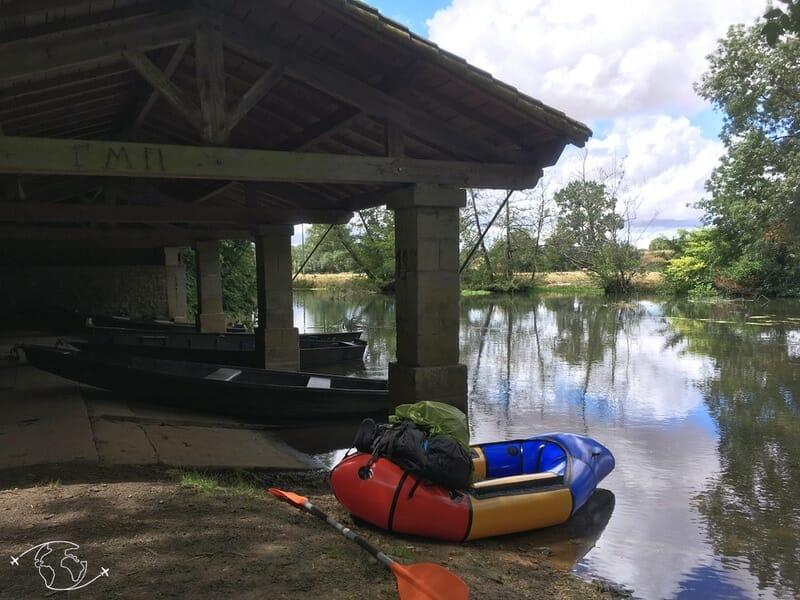 Embarcadère de Sciecq - Marais Poitevin