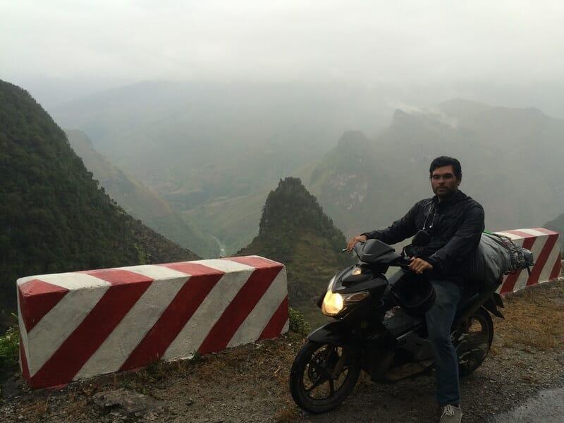Voyager seul lorsqu'on est un homme - André en voyage au Vietnam