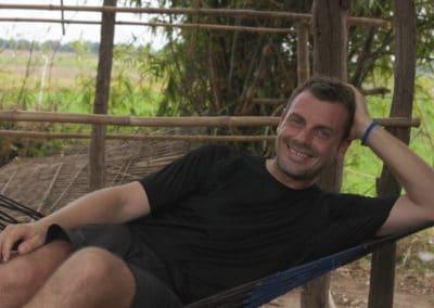 Voyager Seul lorsqu'on est un Homme - Benoît au Cambodge - Voyageur solo