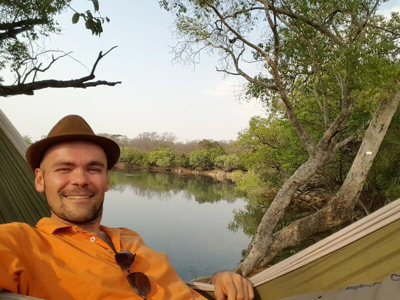 Voyager Seul lorsqu'on est un Homme - Fabrice - Blogueur à Instinct Voyageur