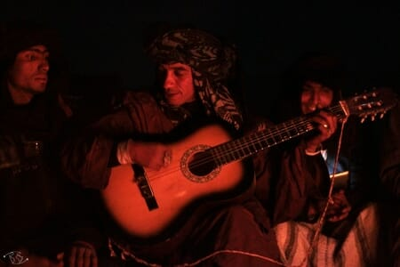 Un soir de musique marocaine