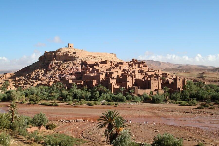 Ait Ben Haddou - Maroc