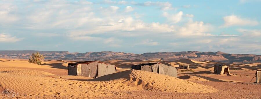Campement de M'Hamid El Ghizlane
