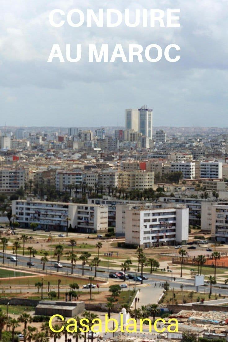 Conduire au Maroc : comprendre l\'intérêt du klaxon et autres astuces