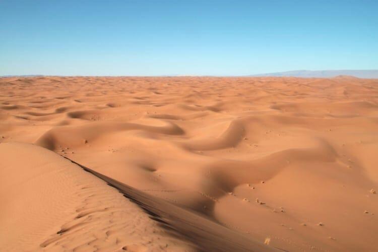 Désert du Sahara | Roadtrip au Maroc – Marrakesh à M'hamid el Ghizlane