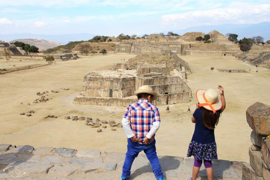 Les gamins de Oaxaca