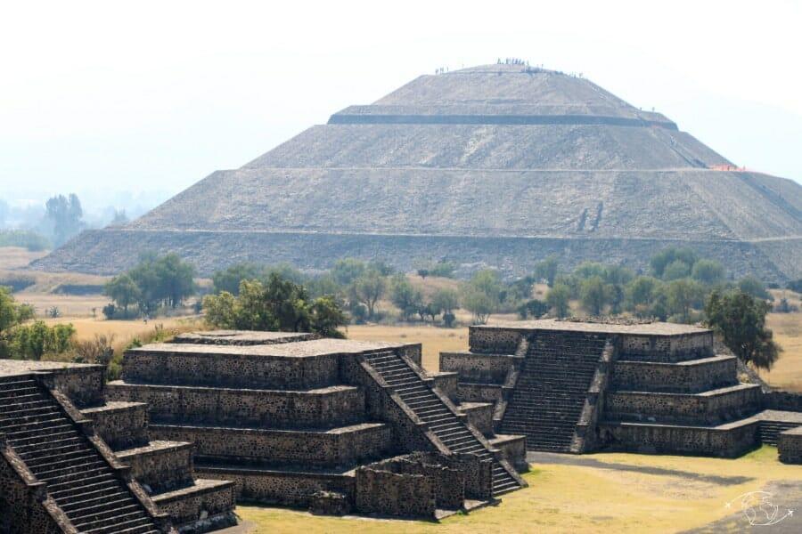 Que visiter au Mexique ? Les Pyramides de Teotihuacan