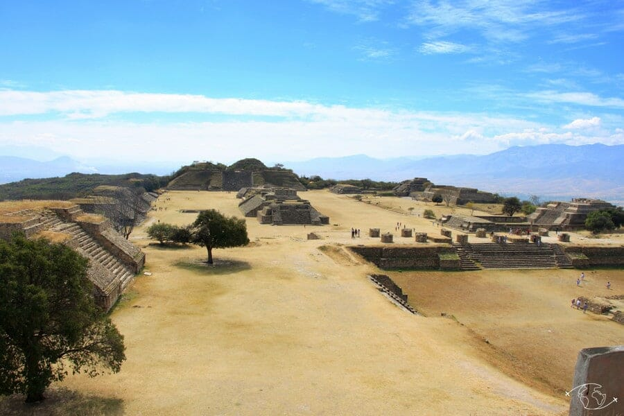 Que visiter au Mexique ? Site archéologique de Oaxaca