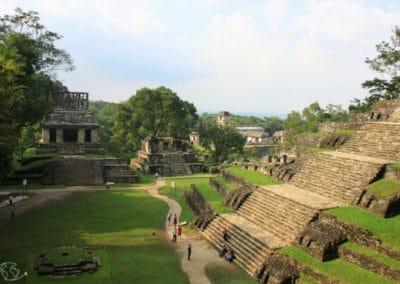 Que visiter au Mexique ? Site archéologique de Palenque