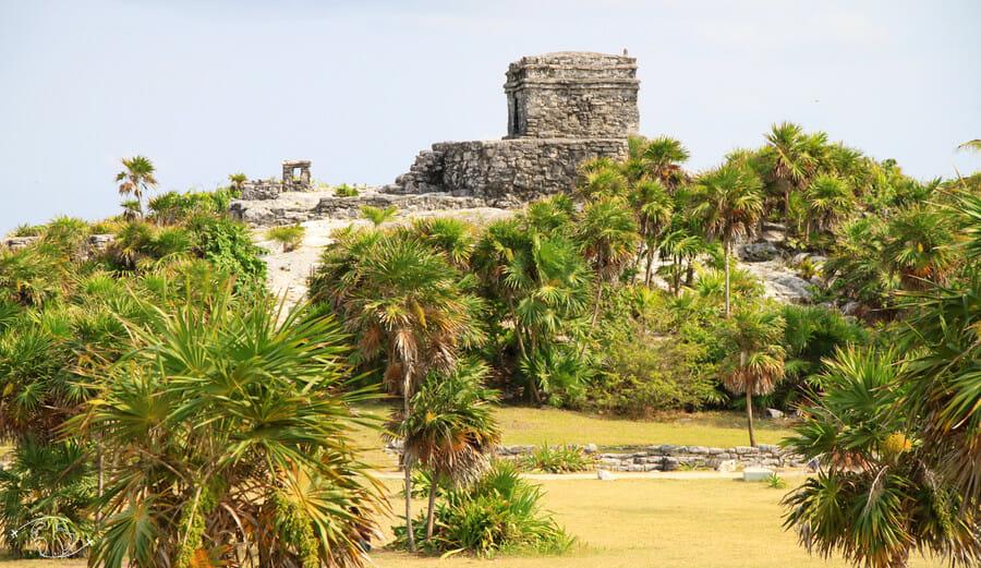 Que visiter au Mexique ? Site archéologique de Tulum