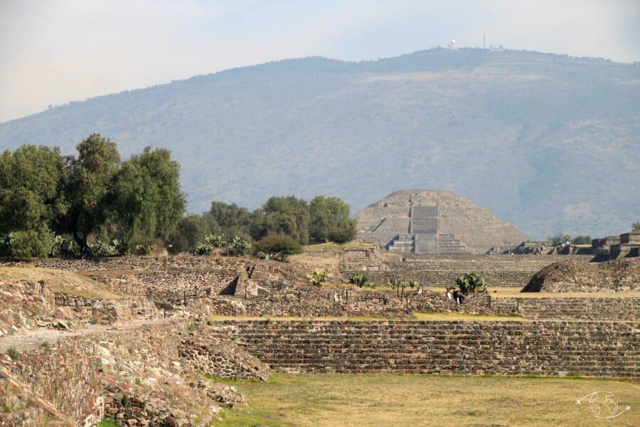 Que visiter au Mexique ? Site de Teotihuacan
