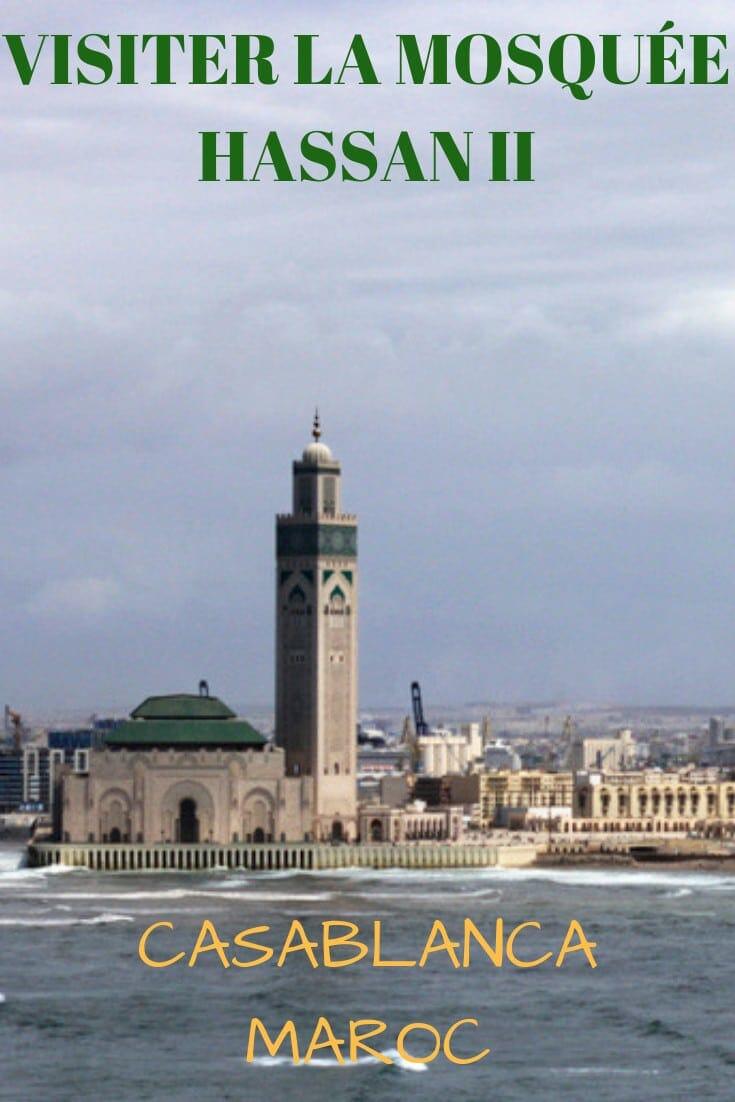 La Mosquée Hassan II de Casablanca - Maroc