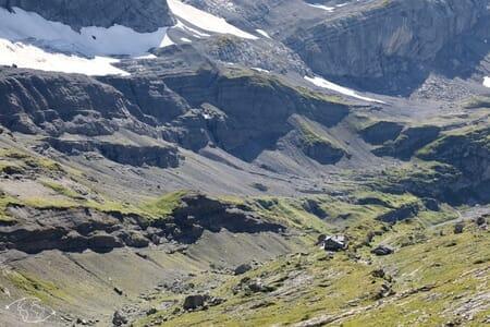 Tour des Dents du Midi - Cabane de Susanfe
